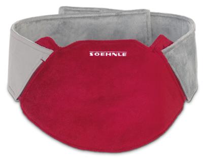 Soehnle Mobile Heat rood accu-warmtegordel
