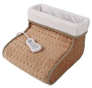 afbeelding van Cresta KTS966 voetenwarmer met massage